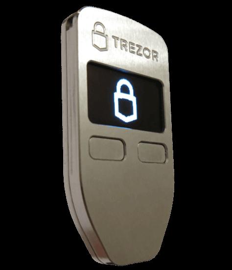 Trezor Hardware Bitcoin Hard Wallet