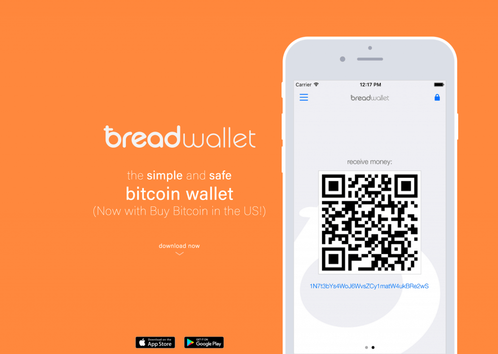 Bitcoin iOS App Breadwallet