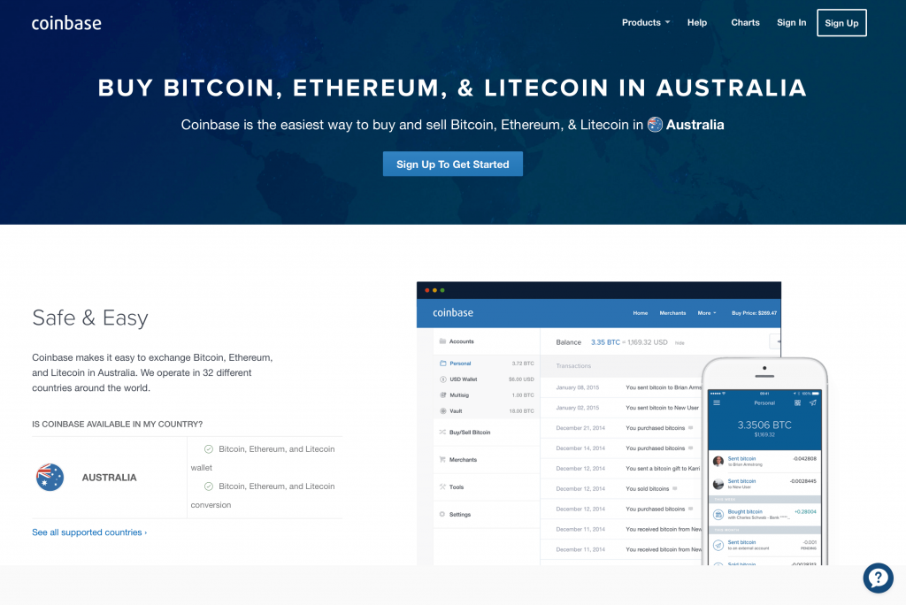 Buy BTC in Australia Anonymously