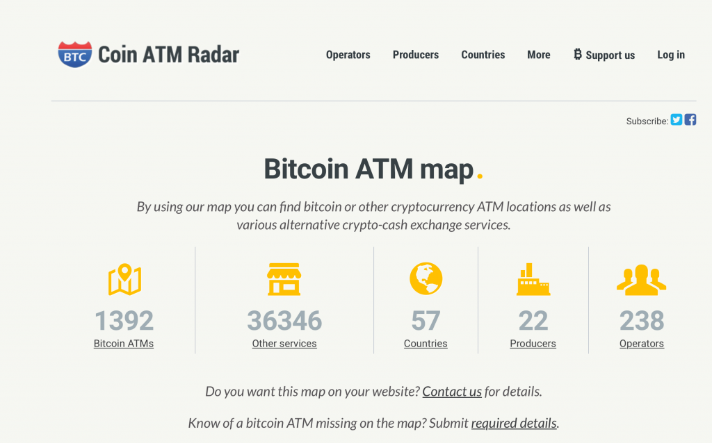 Getting BTC with Cash