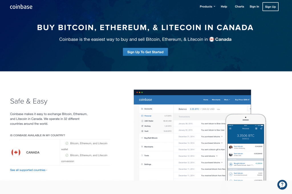 How to Get Bitcoins in Canada