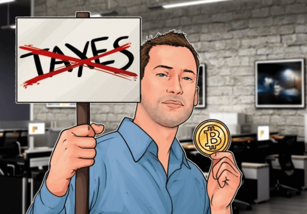 Pay Taxes on Bitcoin