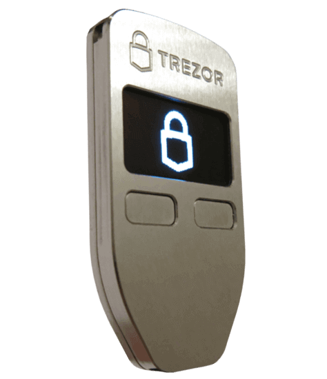 Trezor Hardware Bitcoin Hard Wallet