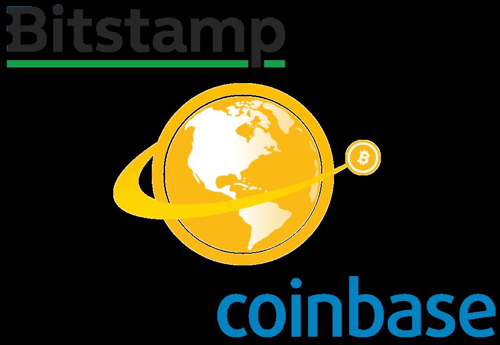 Bitstamp vs Coinbase