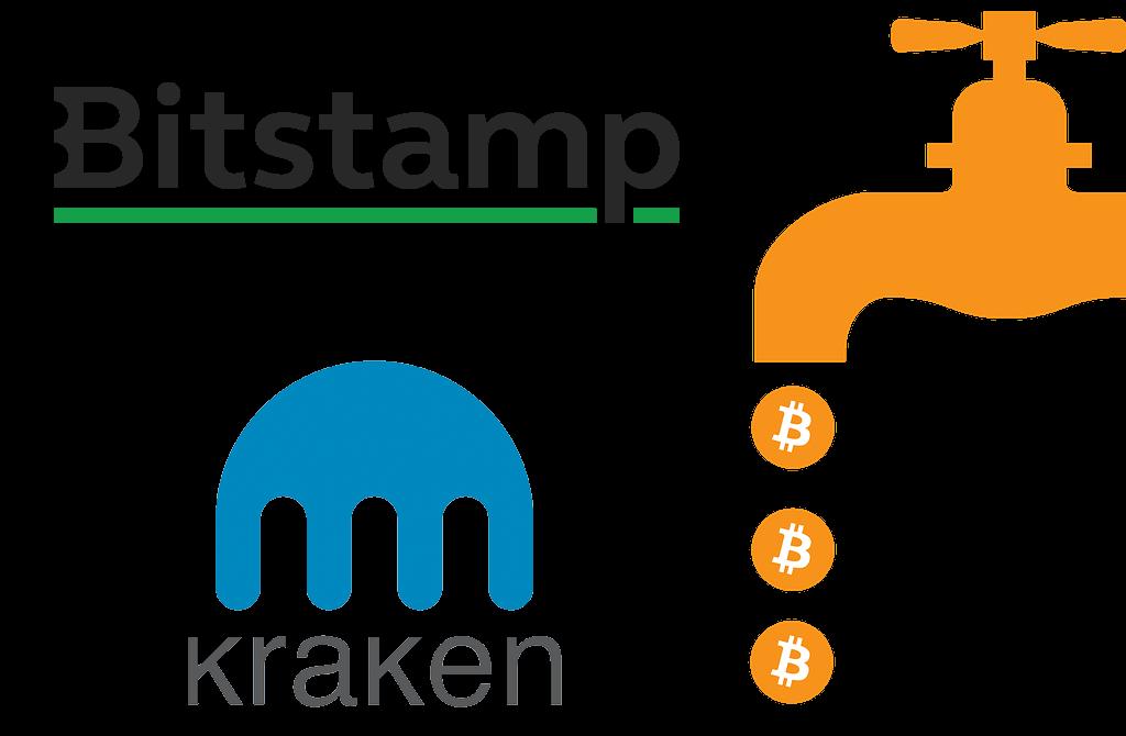 Bitstamp vs Kraken