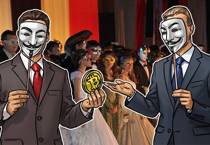 Buying bitcoin anonymous