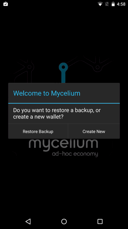 Install the Mycelium app