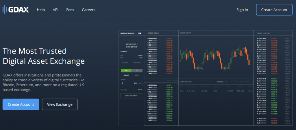 Purchase BTC with SEPA via GDAX