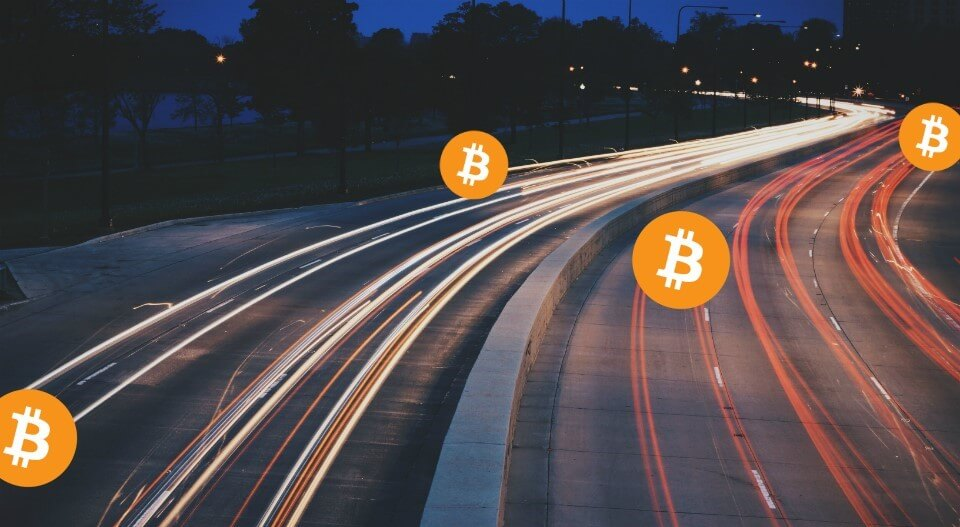Bitcoin transactions speed