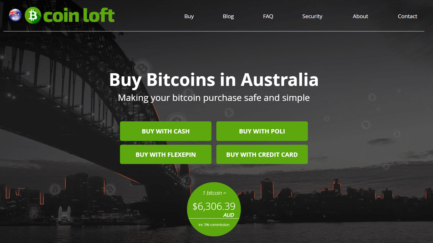 how can i sell bitcoin in australia