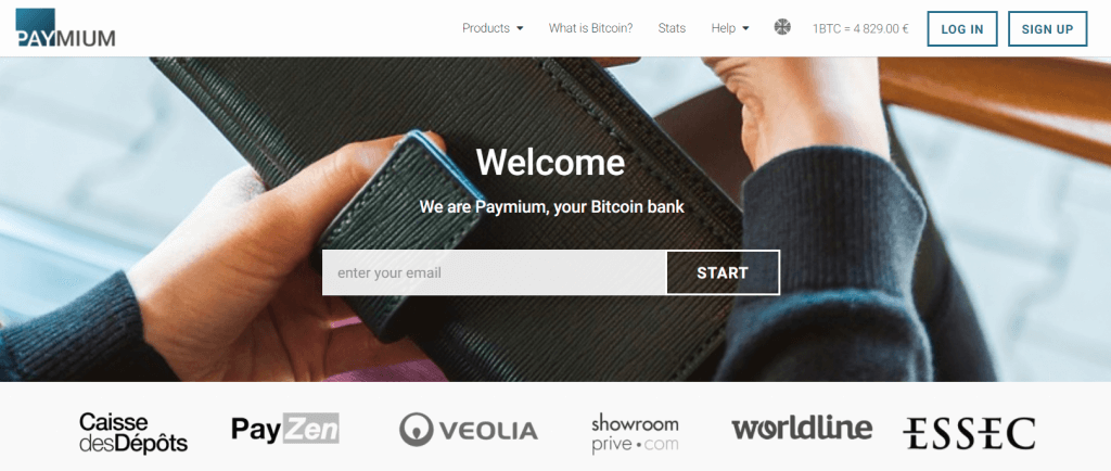 Buy and sell bitcoins with Paymium