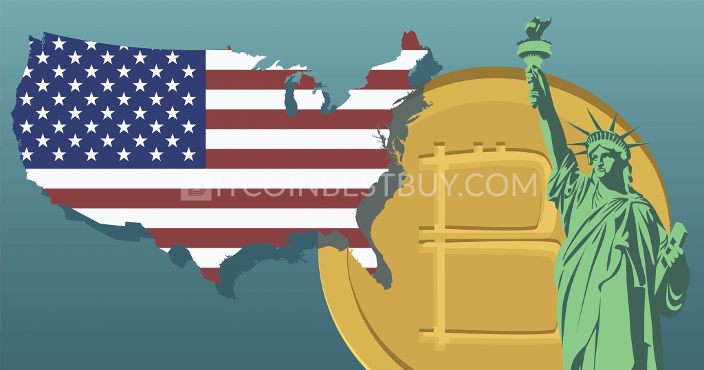 Buy bitcoin in the United States