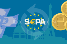 Buy bitcoin with SEPA transfer