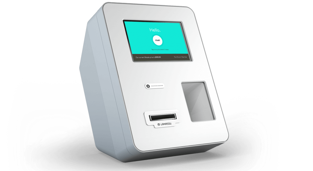 Buy BTC with bitcoin ATM