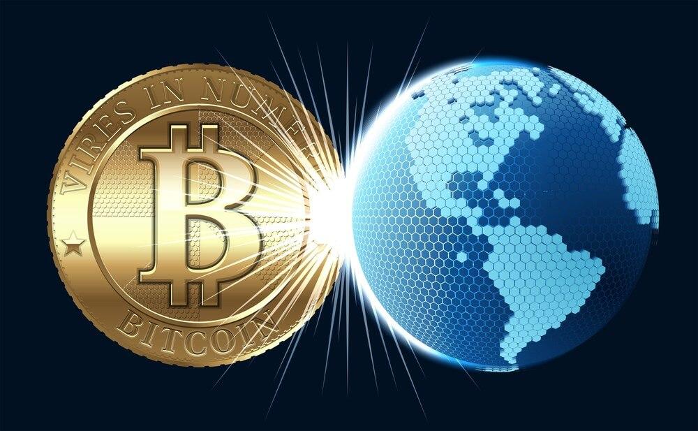 Buying bitcoins around the world