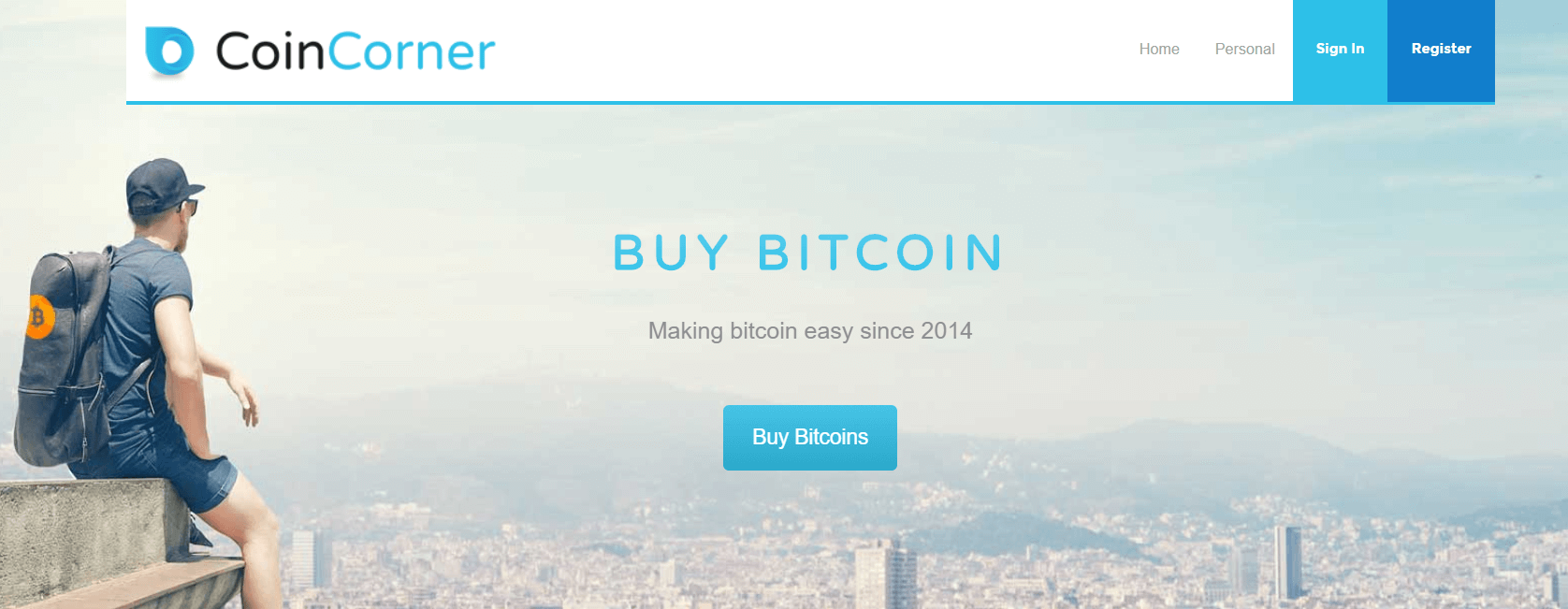 CoinCorner bitcoin exchange