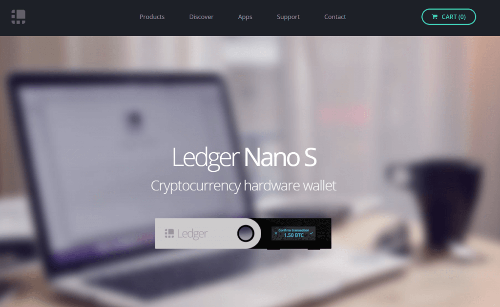 Ledger Nano S wallet review