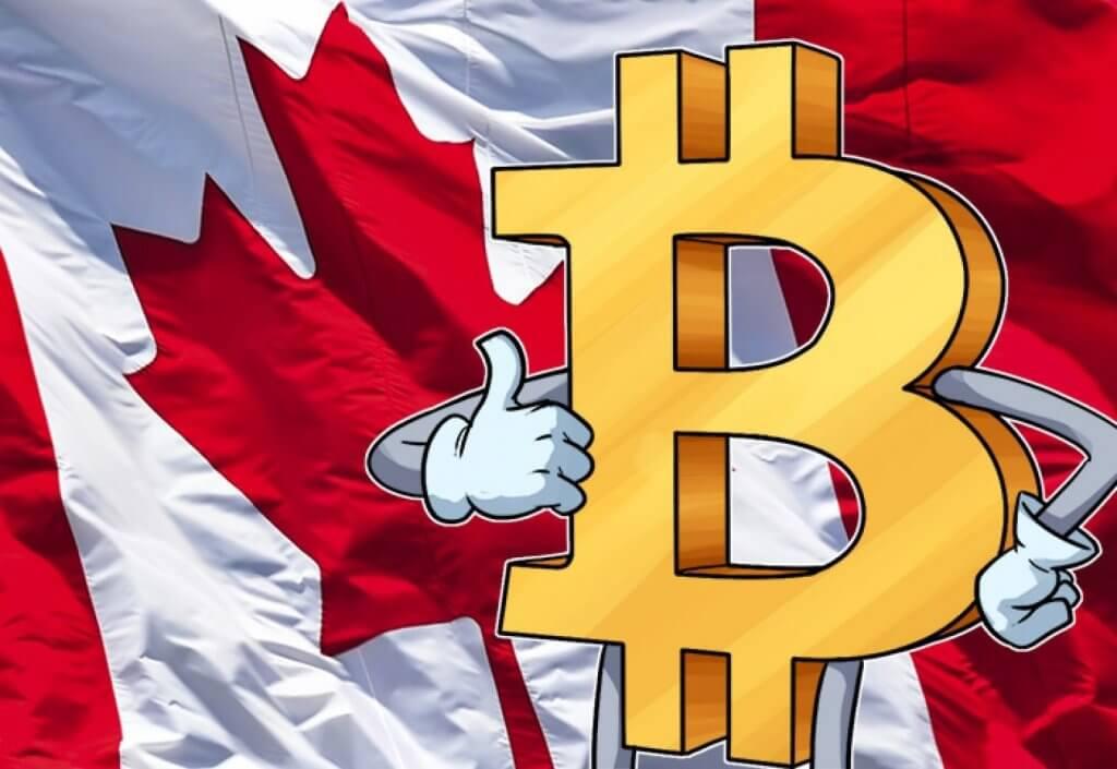 Order bitcoin in Canada