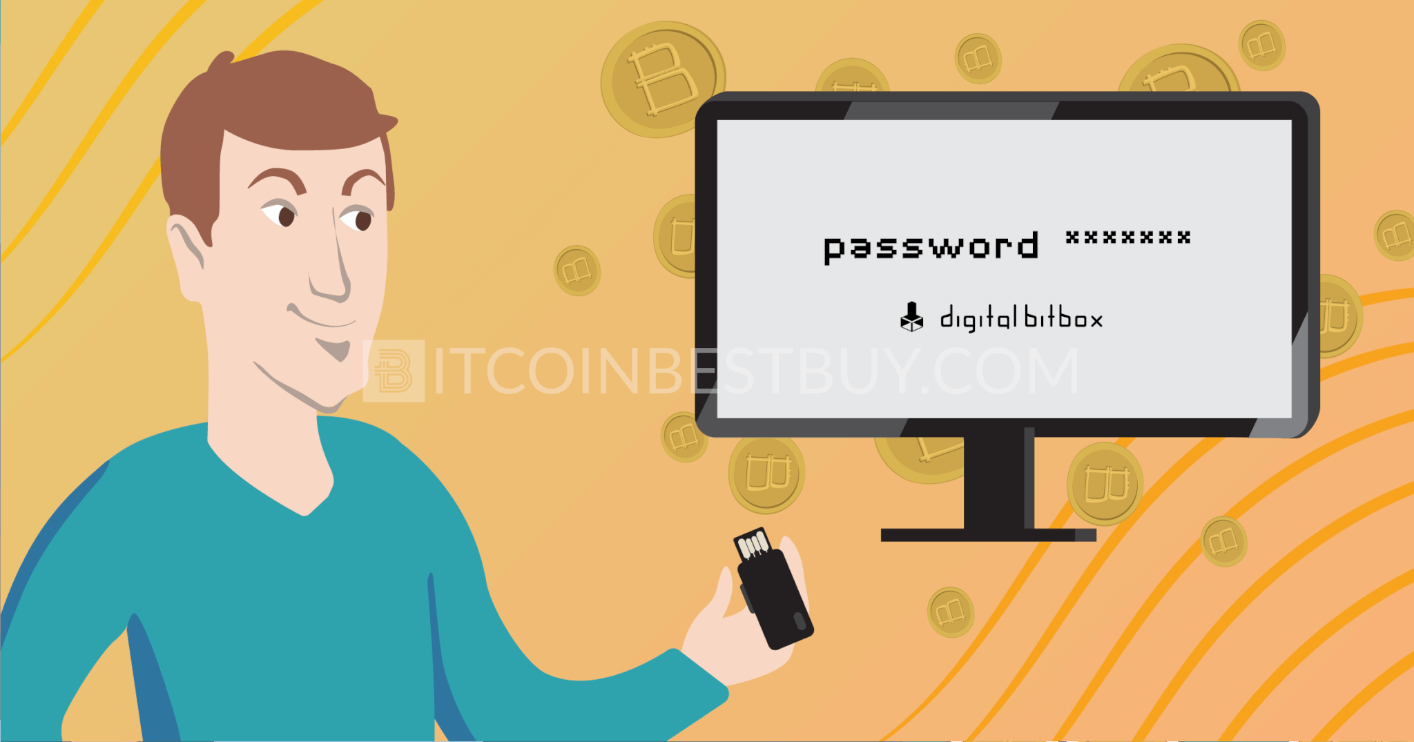 Credentials And Bitcoins Offline With Minimum Risk Of Hacking Stealing Your Funds The Other Name For Such Equipment Is Cold Wallets