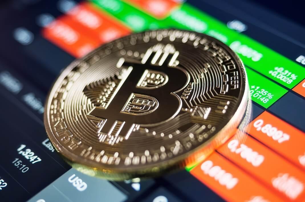 Trading de bitcoins