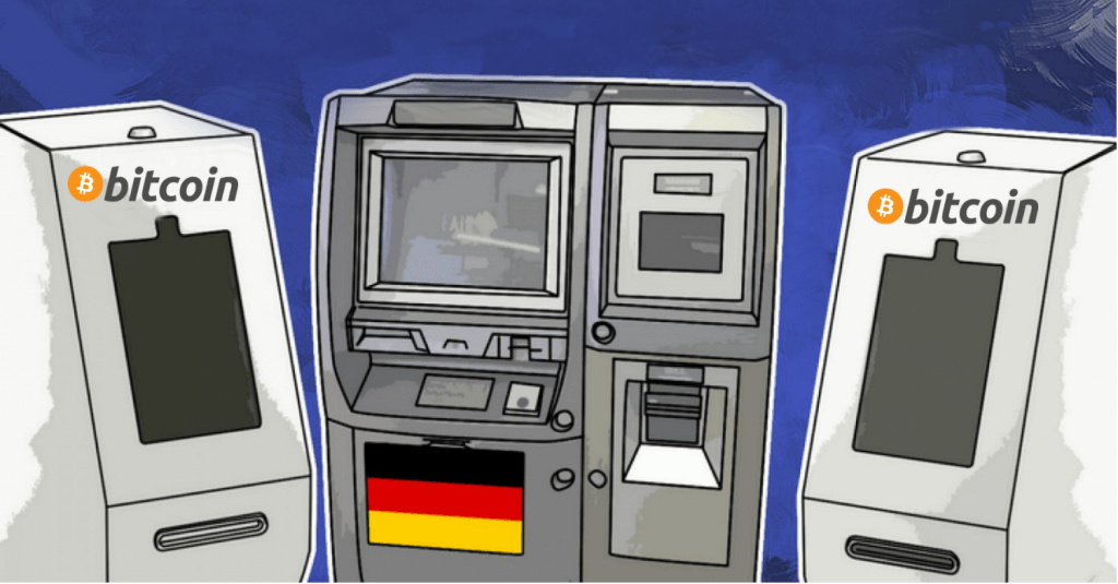 Bitcoin ATMs in Germany