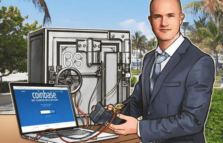 Coinbase BTC wallet security