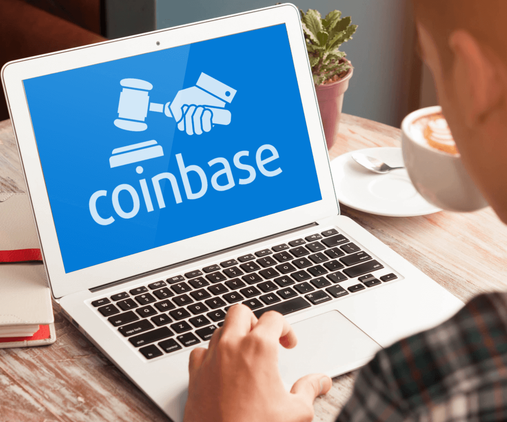 Coinbase exchange is legal