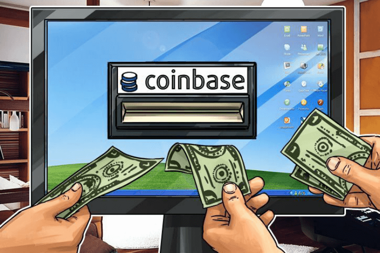 Coinbase online exchange platform