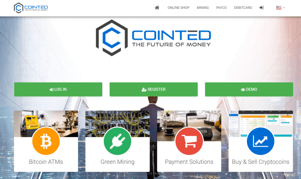 Cointed exchange