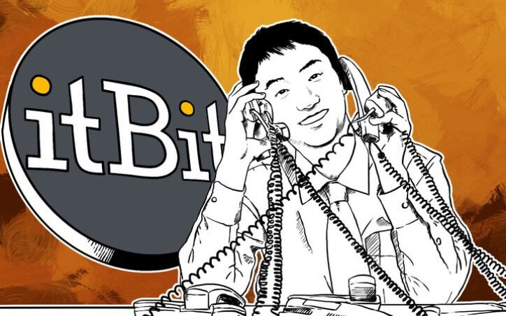 Customer support at itBit