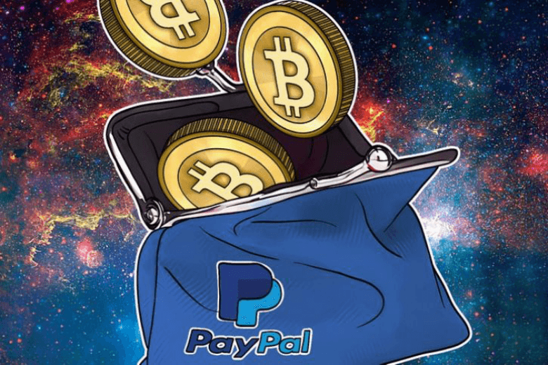 Get bitcoin with PayPal payment method