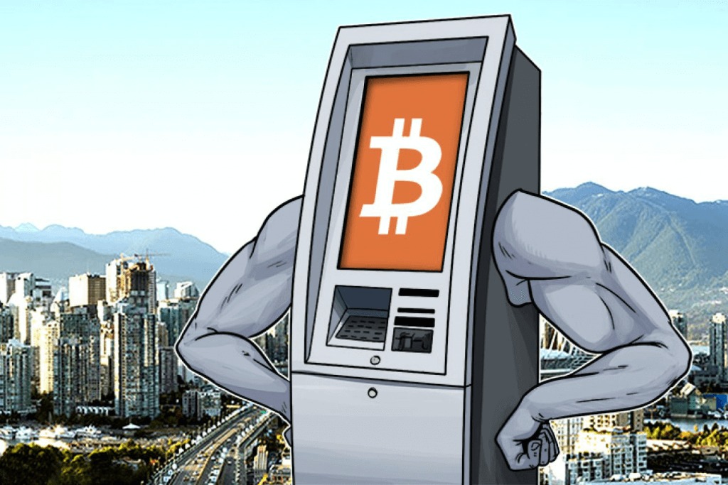 Get bitcoins from ATMs