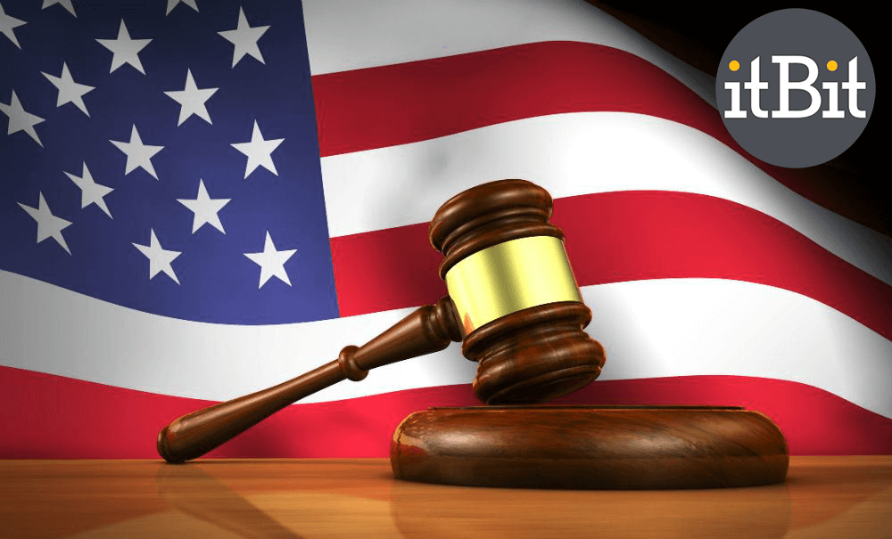itBit is legal in the US