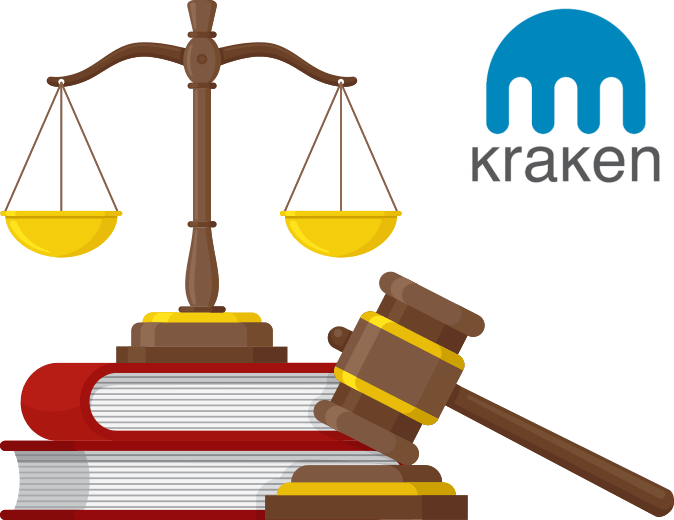 Kraken exchange is legal