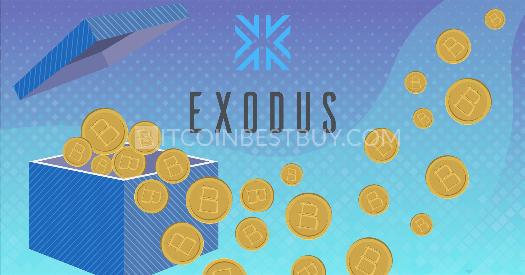 Review of Exodus bitcoin wallet