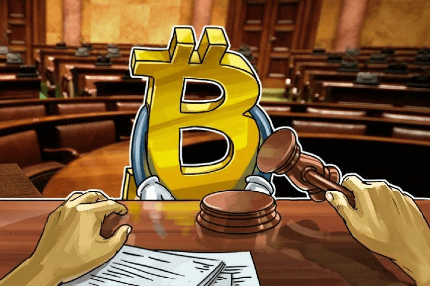 The legality of bitcoin