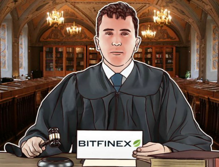 Bitfinex legality