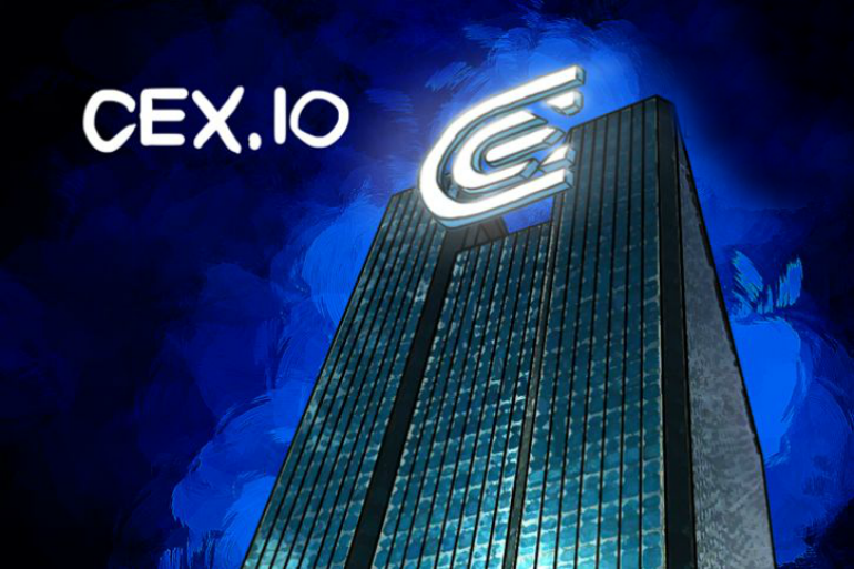 Buy bitcoin at CEX.IO exchange