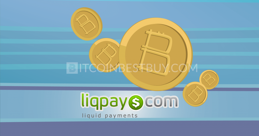 Buy bitcoin with LiqPay