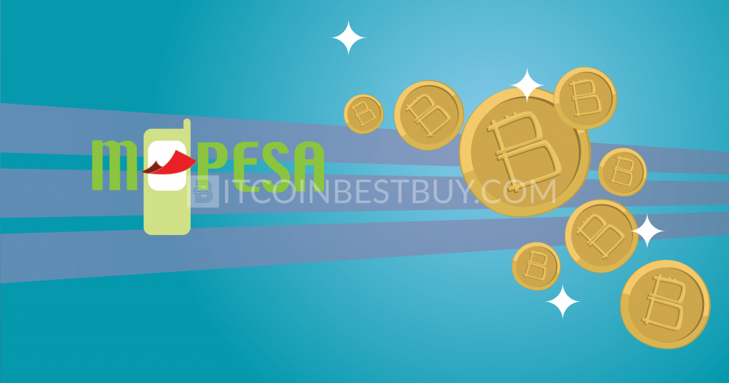 Buy BTC with M-Pesa
