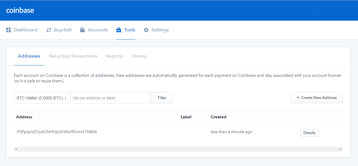 Review Of Coinbase Bitcoin Wallets Bitcoinbestbuy -