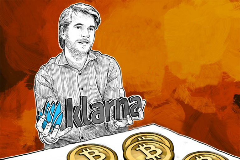 Order BTCs with Klarna (SOFORT) banking