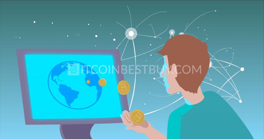 Trade in Bitcoins