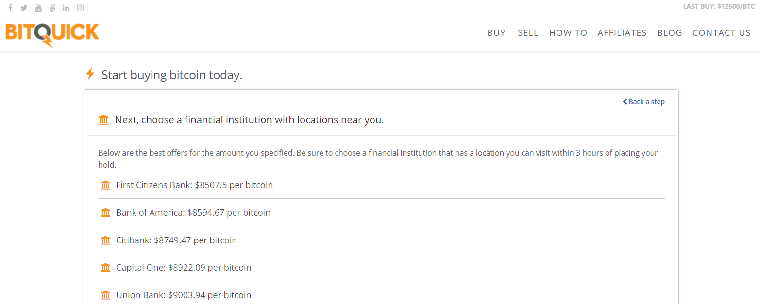 Tutorial to Use BitQuick Exchange to Buy Bitcoins | BitcoinBestBuy