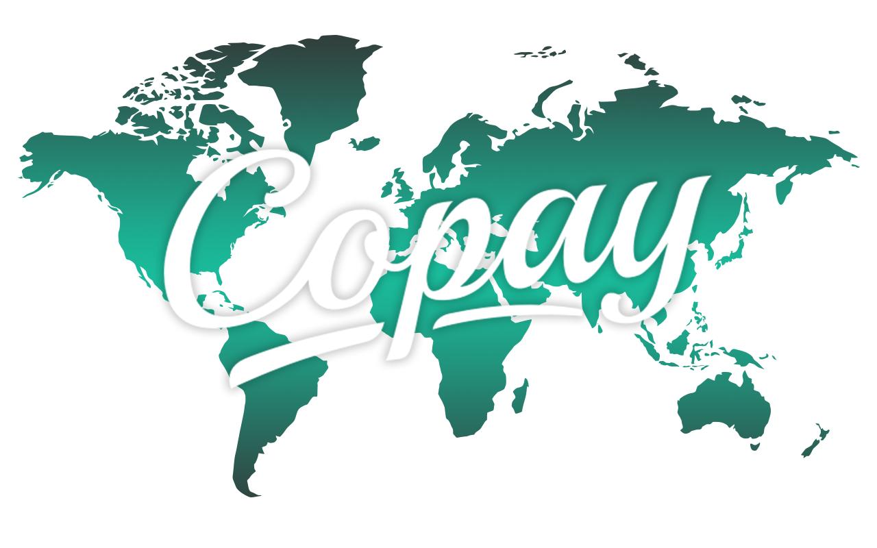 Copay world map