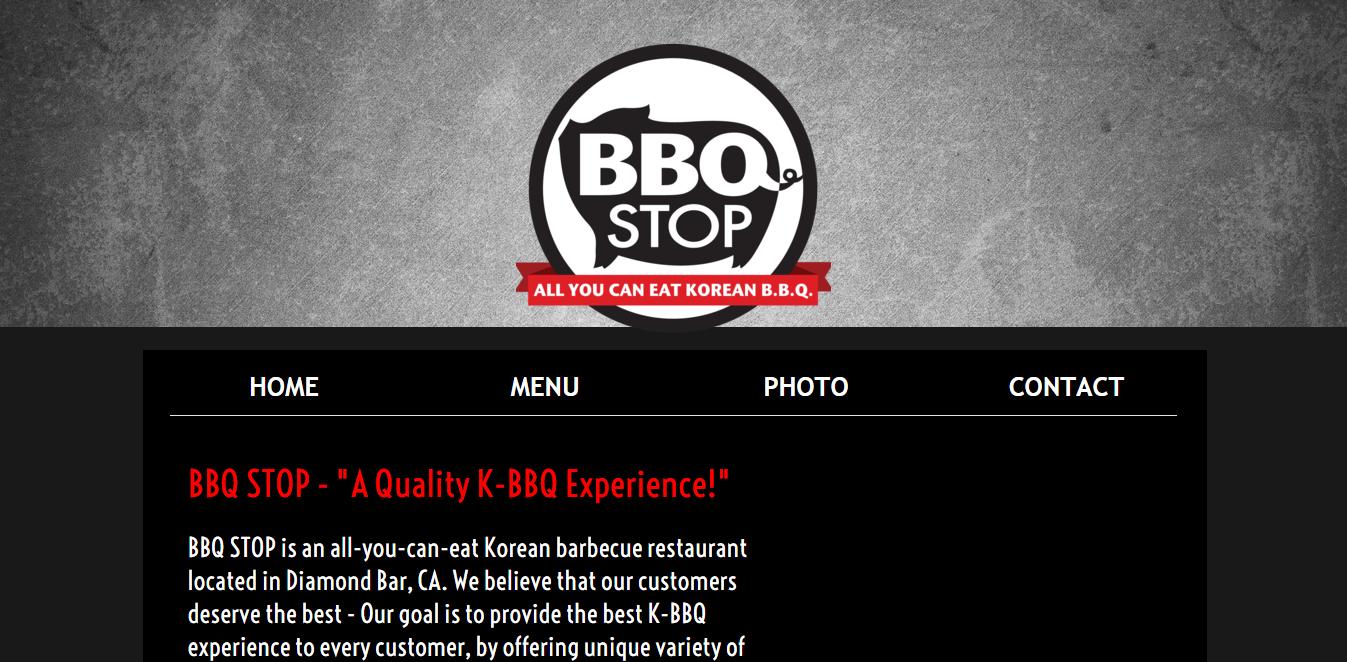 BBQ STOP