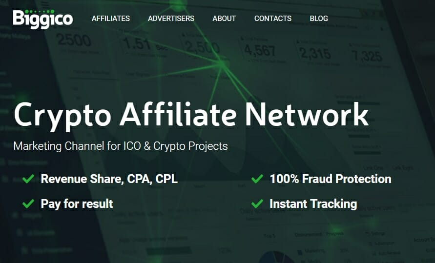 Biggico BTC affiliate program