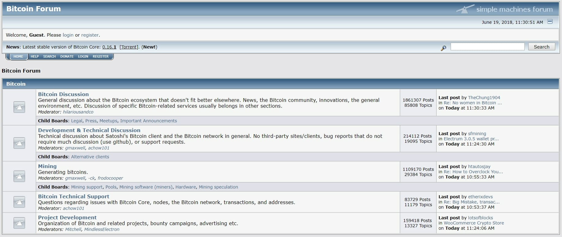 BitcoinTalk online forum
