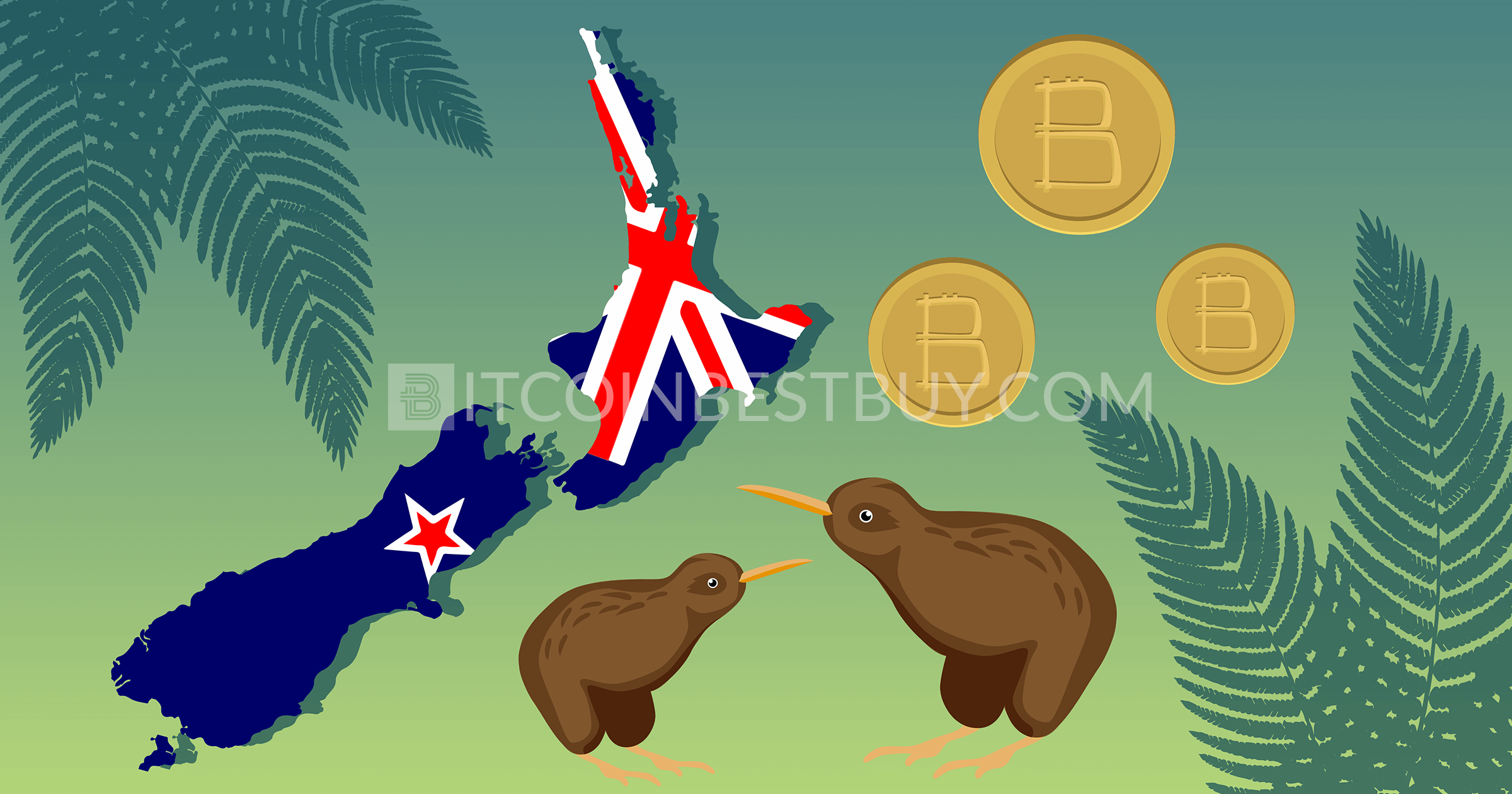 How to buy bitcoin in New Zealand