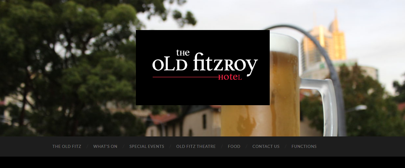 Old Fitzroy